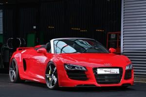 Noul model sport Audi R8