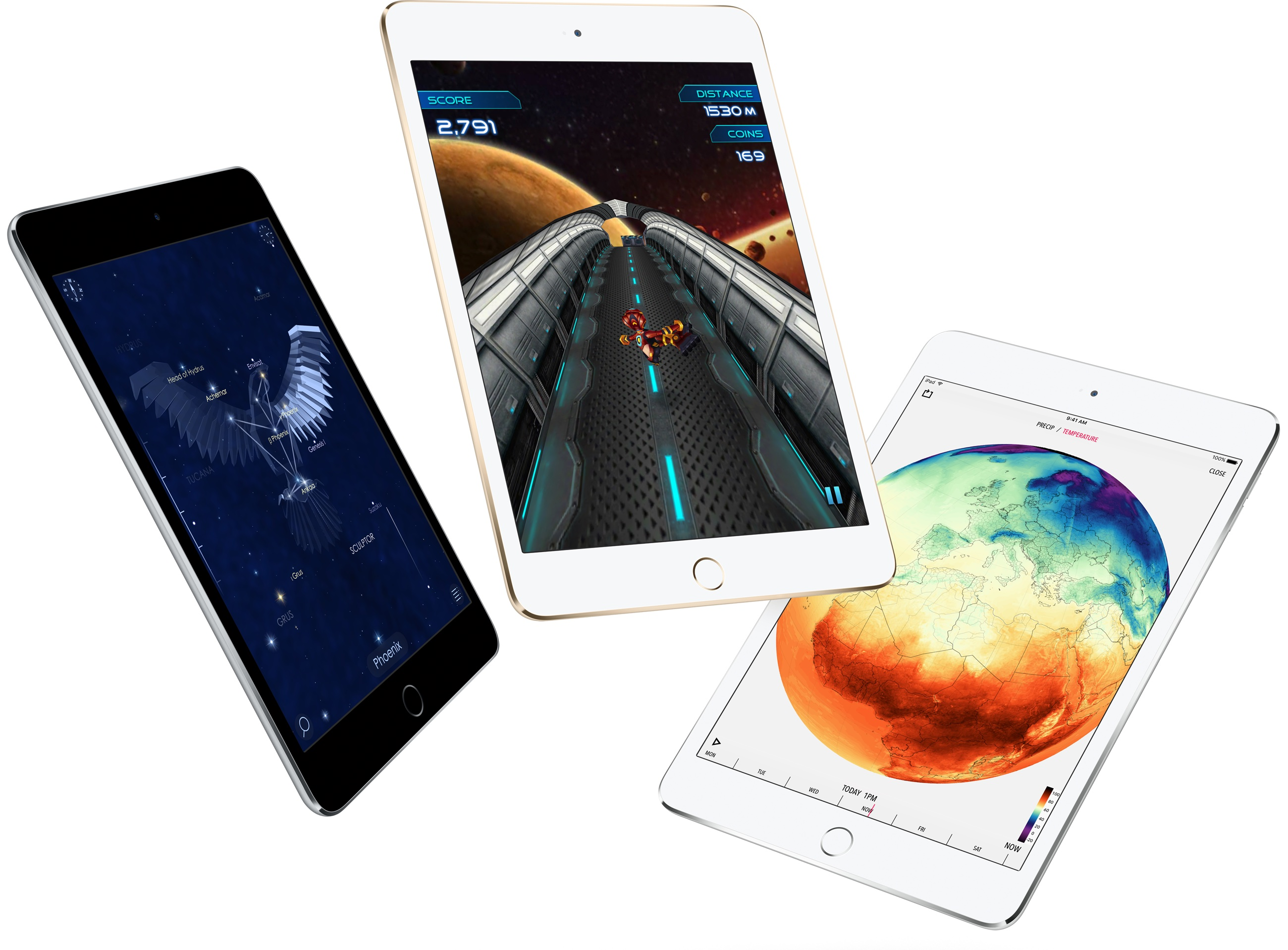 Afla totul despre iPad mini 4
