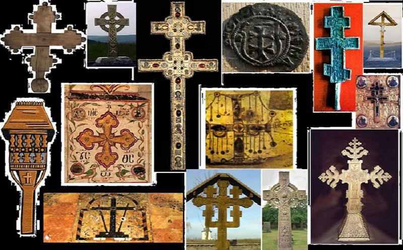 Perceptia popoarelor din antichitate asupra crucii crestine
