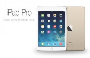 iPad Pro - cea mai noua tableta Apple
