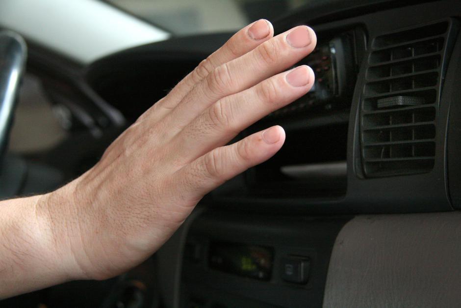 Despre aerul conditionat al masinii
