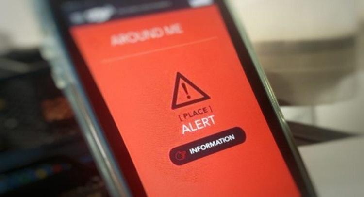 Aplicatia pentru telefon Terror Alert se lanseaza in Franta