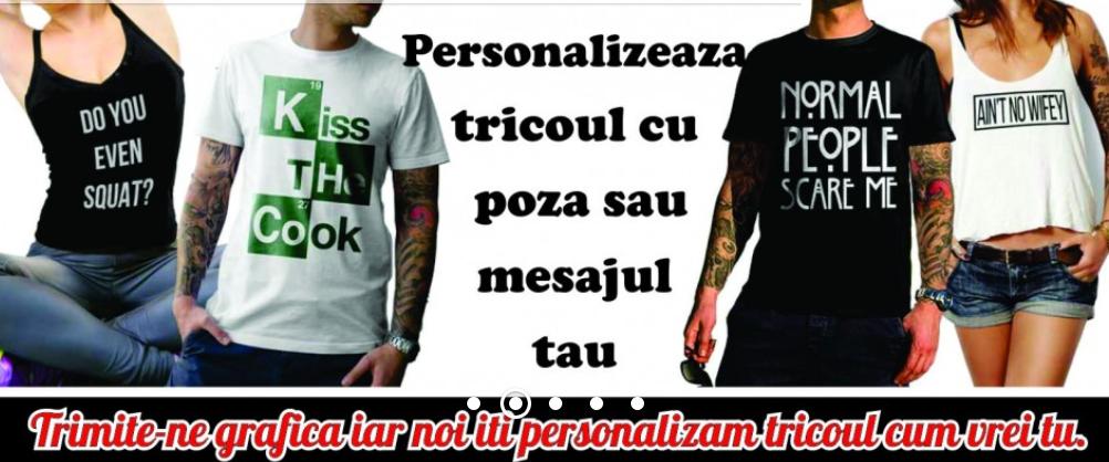 5 mituri despre tricouri personalizate