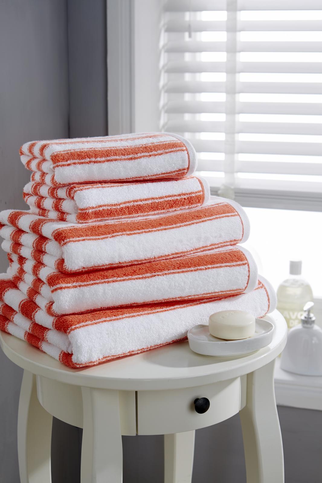 Prosoapele de baie - un rasfat pentru piele