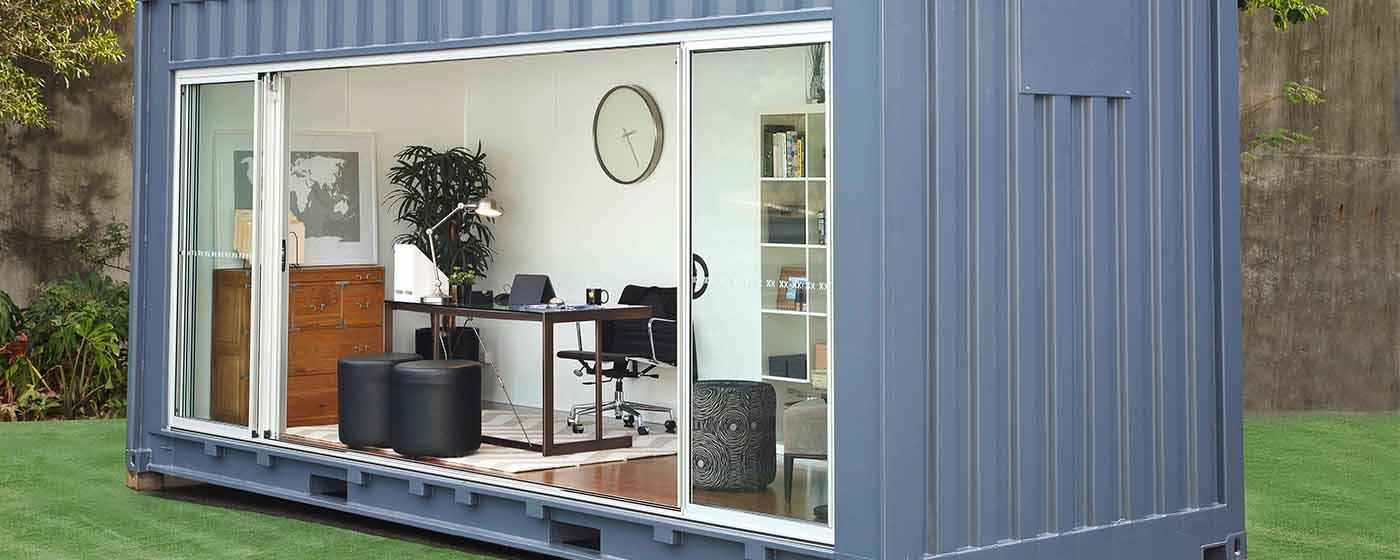 De ce sunt mai convenabile containerele birou fata de spatiile clasice?