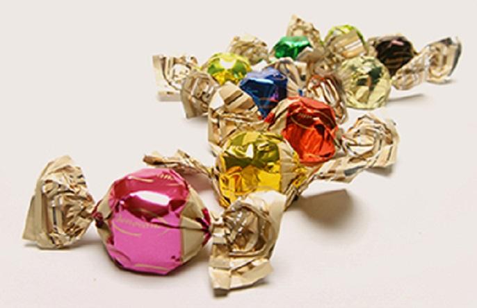 Cum pot fi personalizate bomboanele?