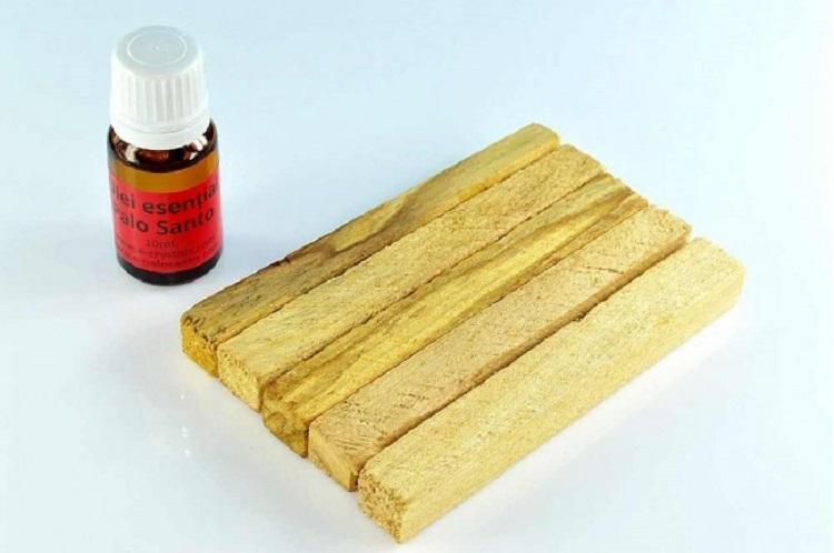 Lemnul de Palo Santo in medicina