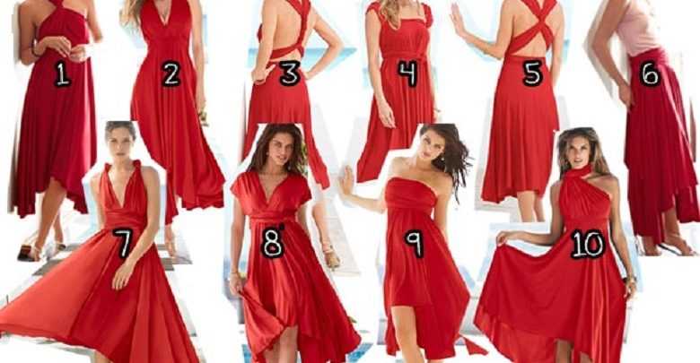 Scapati de stress purtand rochii versatile