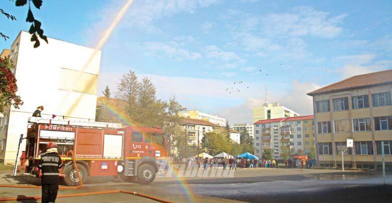 Ce cladiri au nevoie de autorizatie de la pompieri