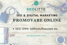 Seolitte - Agentia ta de Publicitate si Digital Marketing