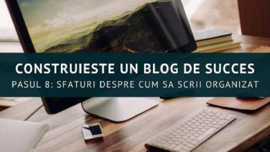 Cum sa ai un blog de succes?
