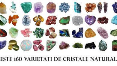 Curiozitati despre denumirile cristalelor?