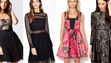 De unde isi pot cumpara femeile rochiile?