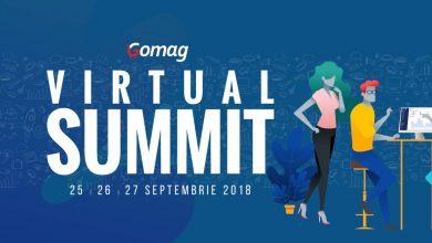 Gomag Virtual Summit 2018 la start
