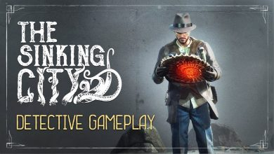 Un review sincer -The Sinking City