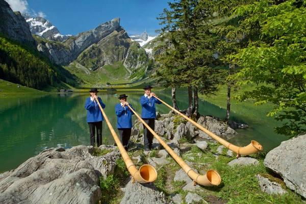 Zone alpine din Elvetia care i-au inspirat pe marii romancieri, de-a lungul timpului