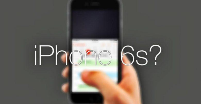 Probleme potentiale pentru iPhone 6s