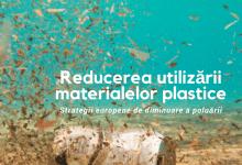 Importanta diminuarii utilizarii plasticului